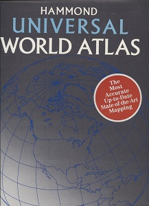 Image for Hammond Universal World Atlas The Most Accurate Up-To-Date State-Of-Art Mapping