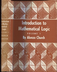 Image for Introduction to Mathematical Logic, Volume 1