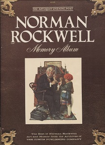 Image for The Saturday Evening Post Norman Rockwell Memory Album Vol. 1 No. 1