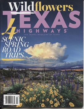 Image for Texas Highways Magazine March 2018 Volume 65 Number 3
