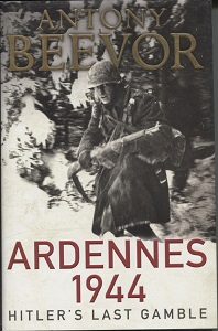 Image for Ardennes 1944 Hitler's Last Gamble