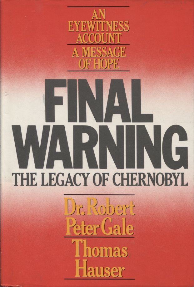 Image for Final Warning The Legacy of Chernobyl