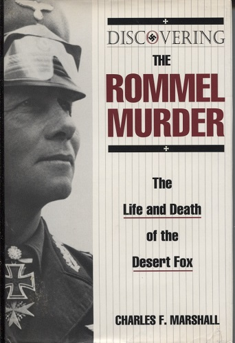 Image for Discovering the Rommel Murder