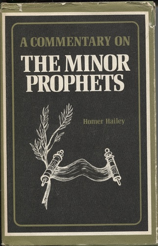 Image for A Commentary on the Minor Prophets