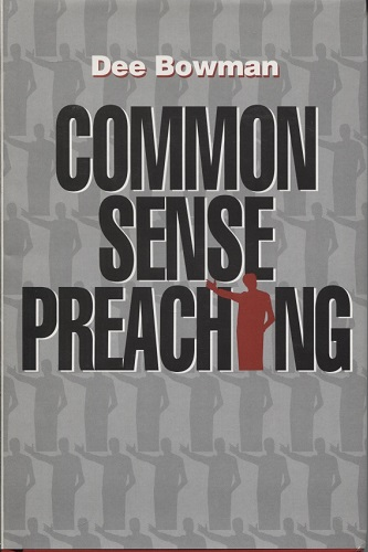Image for Common Sense Preaching