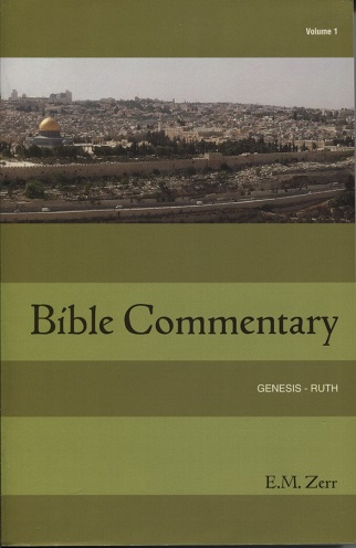 Image for Bible Commentary Vol. 1 Genesis - Ruth