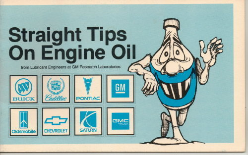 Image for Straight Tips On Engine Oil