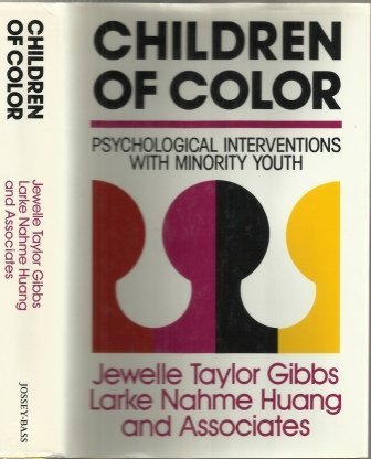 Image for Children Of Color Psychological Interventions with Minority Youth
