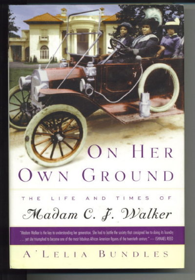 Image for On Her Own Ground - The Life And Times Of Madam C. J. Walker