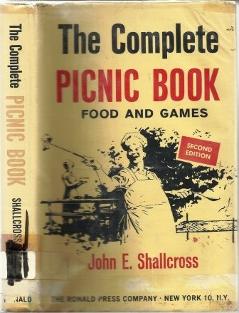 Image for The Complete Picnic Book Food and Games