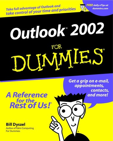 Image for Outlook 2002 For Dummies